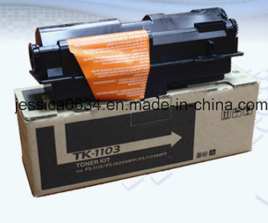 Compatible Tk1103 Toner Cartridge for Kyocera Fs-1110/1024mfp/1124mfp Toner