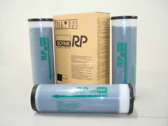 RP/Fr Duplicator Ink (RP/FR) for Use in Riso