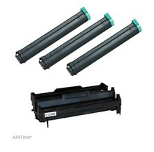 Copier Toner Cartridge 42102901 for Oki B4300/4350