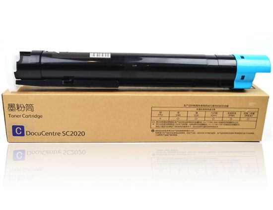 Compatible Xerox Docucentre Sc2020 Color Toner DC-2020 CT202242/CT202407/CT202408/CT202409 Toner Cartridge