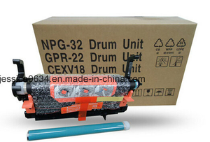 Copier Drum Unit Npg-32 /Gpr-22/Cexv18 Compatible for Canon IR1018 IR1019 IR1022 IR1024 Photocopy Machine