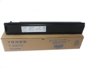 Compatible Toshiba E-Studio 2006 2306 2506 2307 2507 Copier Toner Cartridge T-2507c T2507 T 2507c T 2507
