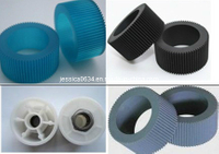 Rubber Roller Tire/Feed Roller/Pickup Roller 035-94302 for Use in Riso Duplicator